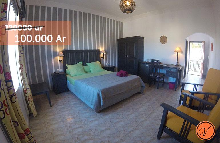 Chambres hotel victoria Diego - Hotel Victoria à Diego Suarez